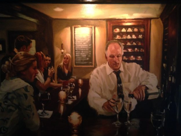 Summer at The Dorset Inn Bar